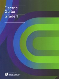 LCM Electric Guitar Handbook from 2019 Grade 1