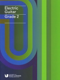 LCM Electric Guitar Handbook from 2019 Grade 2