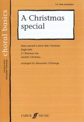 A Christmas Special SA/Men published by Faber