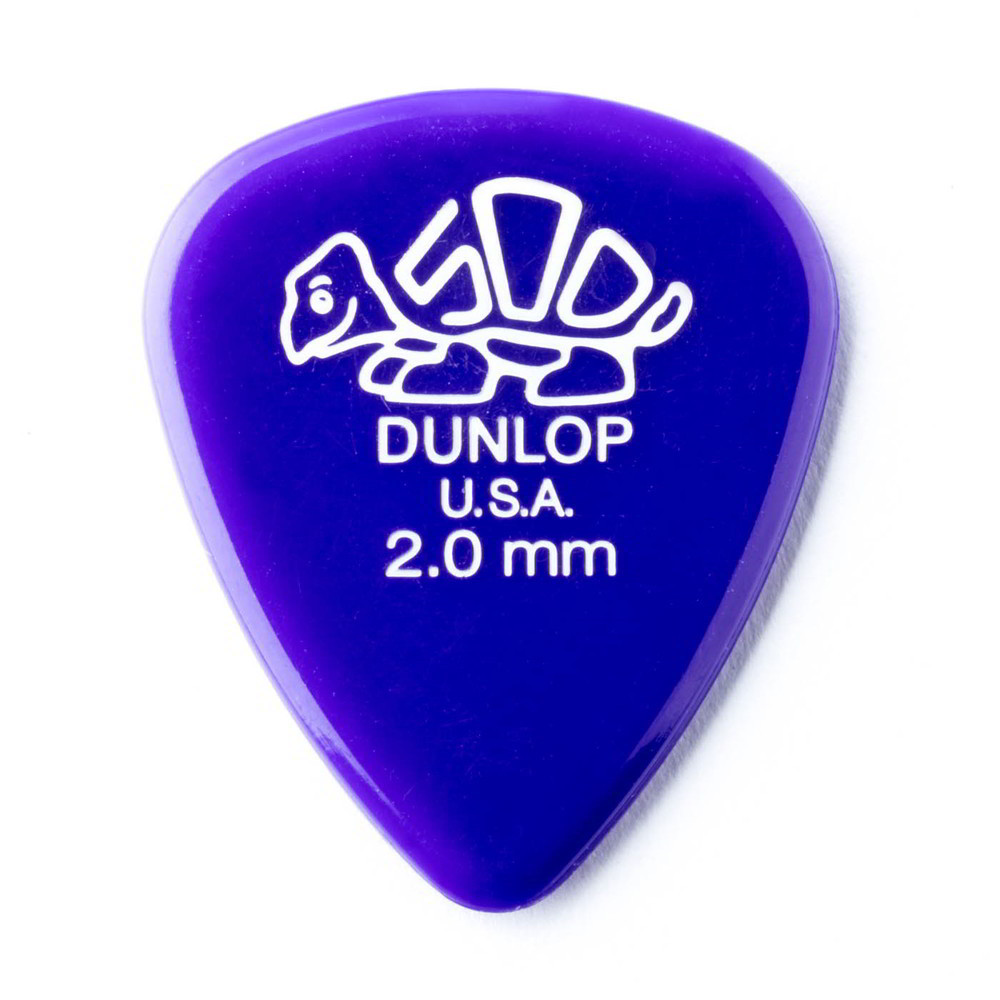 Delin 500 Guitar Pick 2.00mm