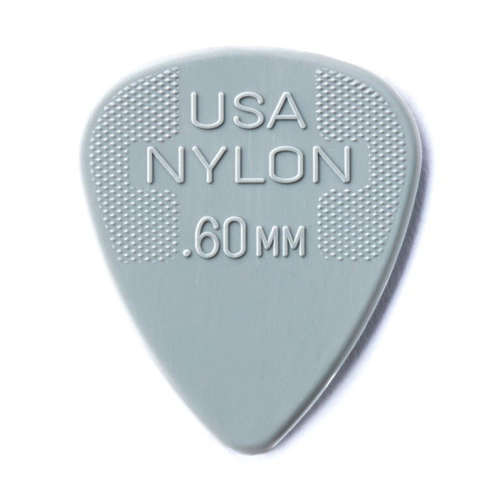 Nylon Standard Guitar Pick 0.60mm