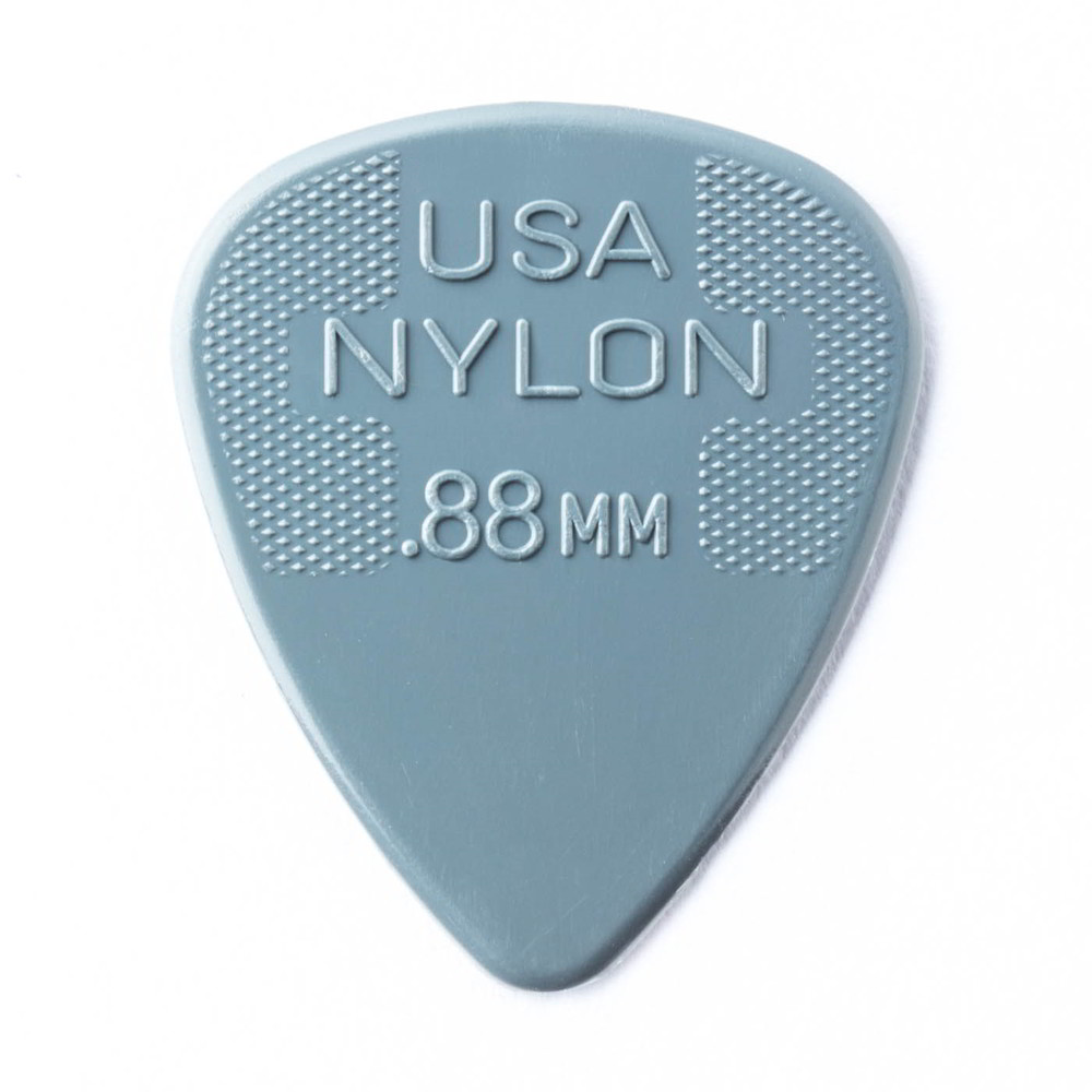 Nylon Standard Guitar Pick 0.88mm
