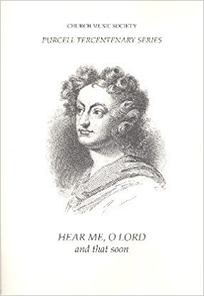 Hear me, O Lord, and that soon Z13B by Purcell published by Oxford University Press (OUP)