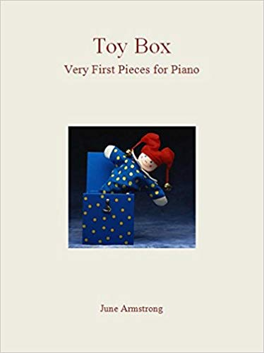 Armstrong: Toy Box for Piano published by Pianissimo
