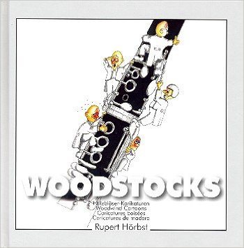 Woodstocks Woodwind Cartoons by Horbst published by De Haske