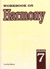 Khoon: Workbook on Harmony Grade 7 published by Rhythm MP