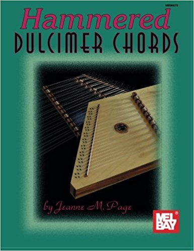 Hammered Dulcimer Chords published by Mel Bay
