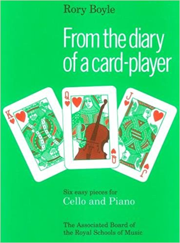 Boyle: From the diary of a card-player for Cello published by ABRSM