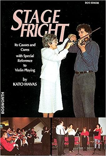 Havas: Stagefright - Its Causes & Cures in Violin Playing published by Bosworth