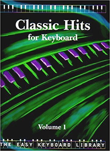 Easy Keyboard Library Classic Hits