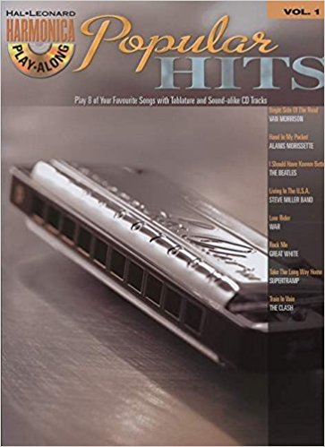 Harmonica Play-Along 1: Popular Hits published by Hal Leonard