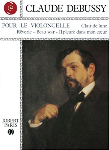 Debussy: Pour le violoncelle for Cello published by Jobert