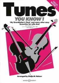 Tunes You Know Book 1 for Cello Duet published by Boosey & Hawkes