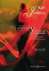Jenkins: Adiemus V: Vocalise SSA published by Boosey & Hawkes