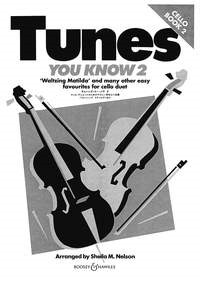 Tunes You Know Book 2 for Cello Duet published by Boosey & Hawkes