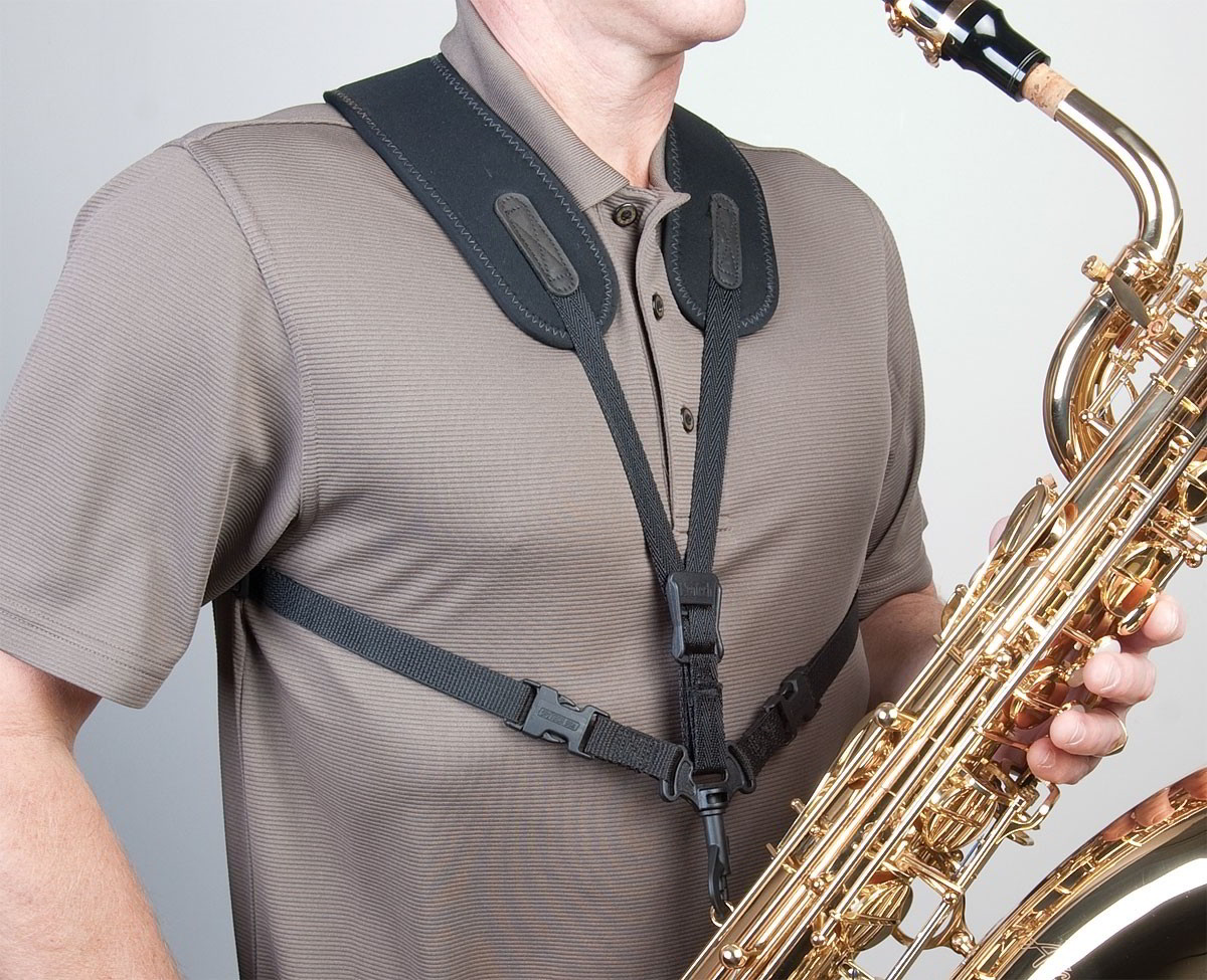 Neotech Super Sax Harness Regular with Swivel hook