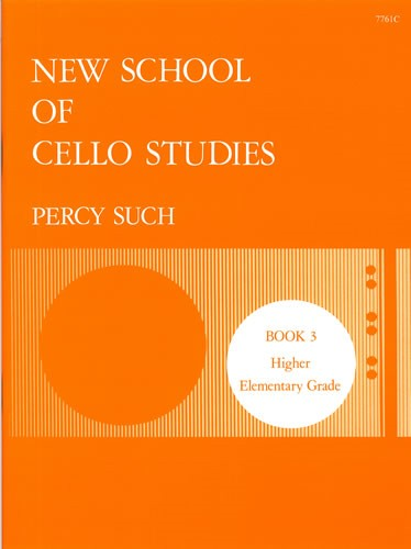 Such: New School of Cello Studies Book 3 published by Stainer and Bell
