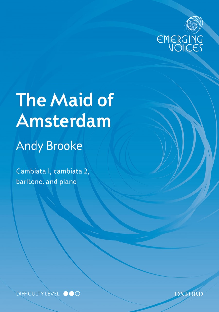 Brooke: The Maid of Amsterdam published by OUP