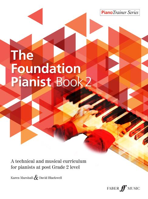 The Foundation Pianist Book 2 published by Faber