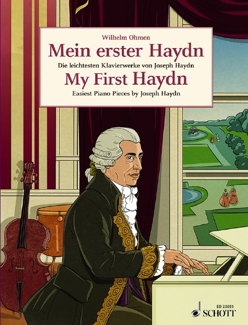 My First Haydn for Piano published by Schott