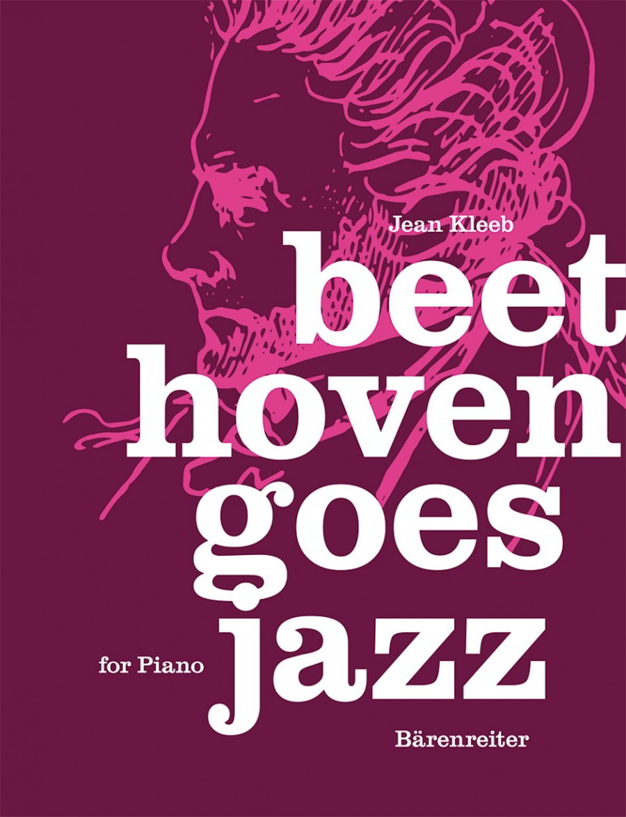 Beethoven Goes Jazz for Piano published by Barenreiter