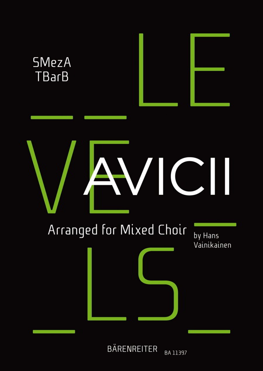 Avicii: Levels SMezATBarB published by Barenreiter