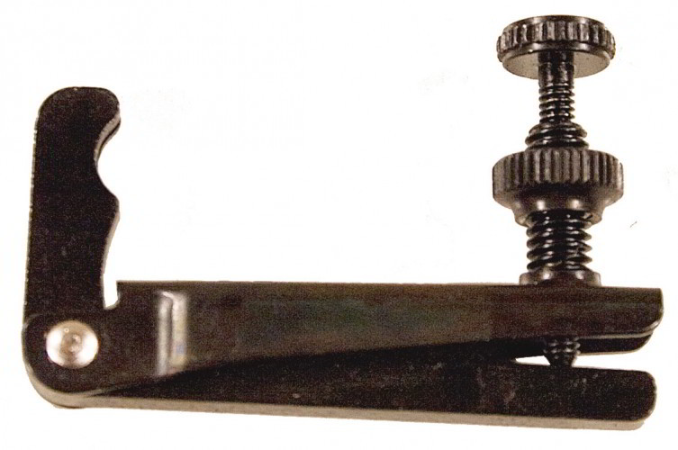 String Adjuster Black - Viola