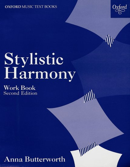 Butterworth: Stylistic Harmony (Work Book) published by OUP