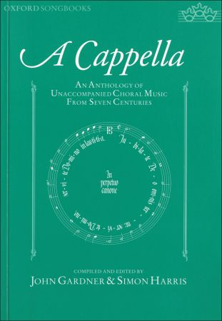 A cappella published by OUP