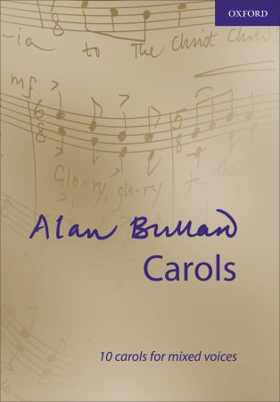Alan Bullard Carols by Bullard published by Oxford University Press (OUP)