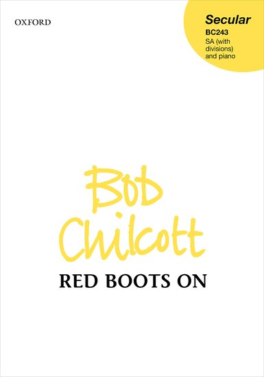 Chilcott: Red Boots On SA published by OUP