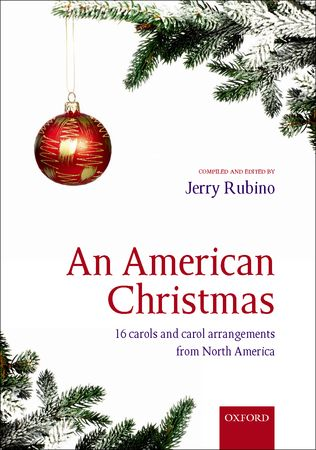 An American Christmas by Rubino published by Oxford University Press (OUP)