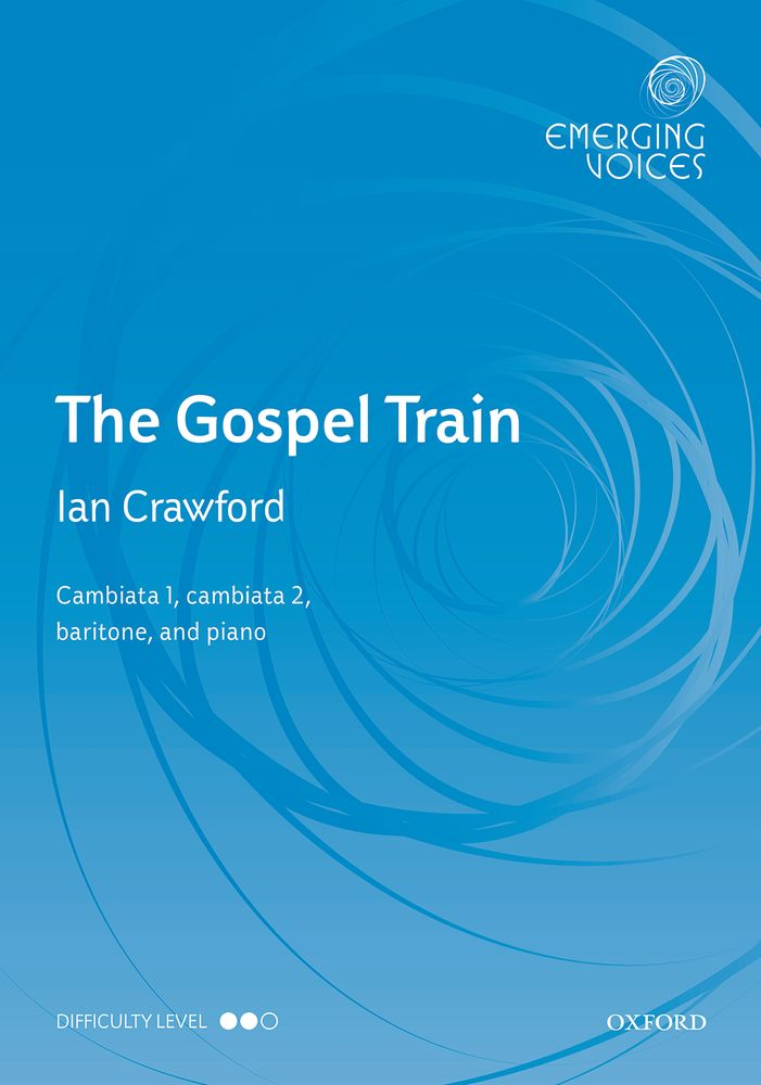 Crawford: The Gospel Train CCBar published by OUP