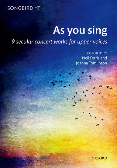 As you sing for Upper Voices published by OUP