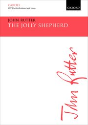 Rutter: The Jolly Shepherd SSATB published by OUP