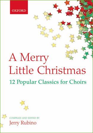 A Merry Little Christmas published by OUP