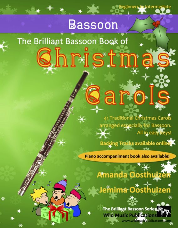 The Brilliant Bassoon Book of Christmas Carols