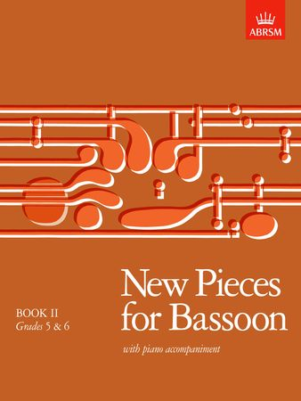 New Pieces for Bassoon Book 2 published by ABRSM