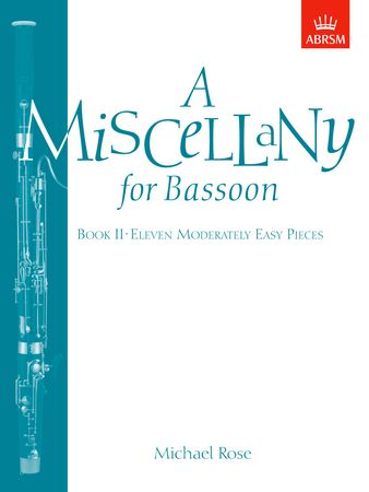 Rose: Miscellany for Bassoon Book 2 published by ABRSM