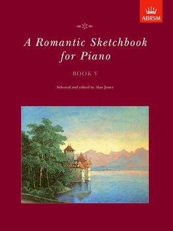 Romantic Sketchbook Book 5 for Piano published by ABRSM
