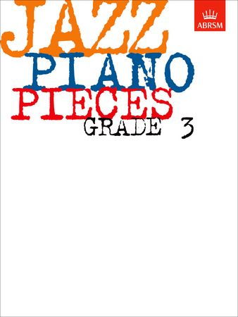 Jazz Piano Pieces Grade 3 published by ABRSM