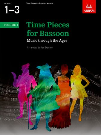 Time Pieces for Bassoon Volume 1 published by ABRSM