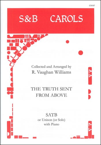 This is the Truth Sent From Above SATB published by Stainer & Bell