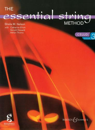 Essential String Method 3 for Cello published by Boosey and Hawkes