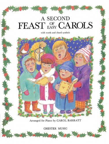 A Second Feast Of Easy Carols for Piano published by Chester