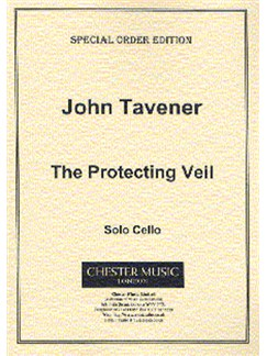 Tavener: The Protecting Veil - Solo Cello Part published by Chester