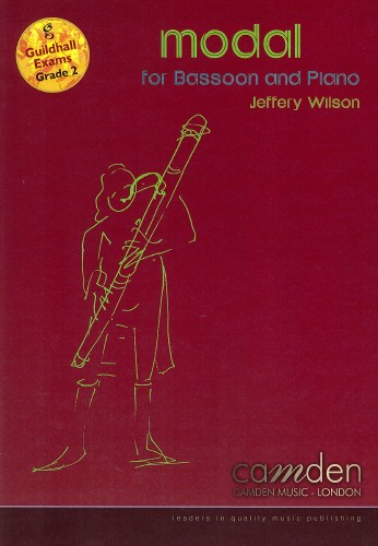 Wilson: Modal for Bassoon published by Camden