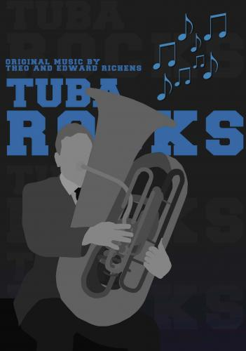 Richens: Tuba Rocks published by Con Moto