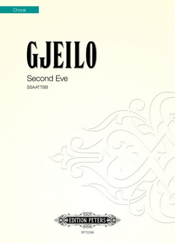 Second Eve SSAATTBB by Gjeilo published by Peters Edition