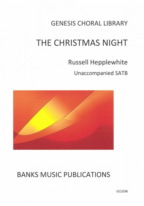 Hepplewhite: The Christmas Night SATB published by Banks